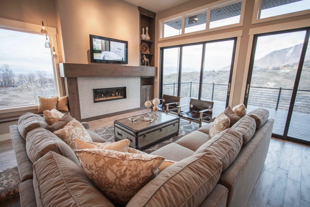 Summit Creek Living Room