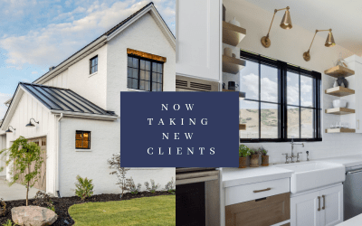 We're Accepting New Clients for 2019!