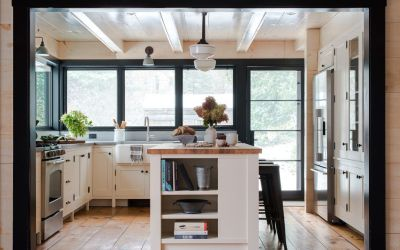 Monday Inspiration: Small Kitchens with Big Style