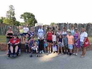 Local zoo treats children to animal magic