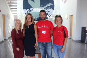 Simon's Heroes announce new corporate charity partnership with Hellmann UK