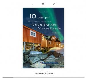 i 10 passi per imparare a conoscere come FOTOGRAFARE l'Aurora Boreale