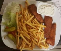 Fishen chips