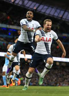 Danny Rose & Harry Kane (Tottenham Hotspur)