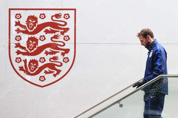 New England manager Gareth Southgate