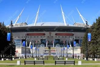The Krestovsky Stadium (Zenit Arena)