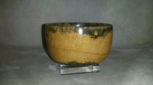 Yelloe Walnut Bowl