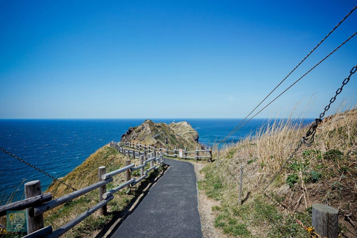 積丹半島神威岬