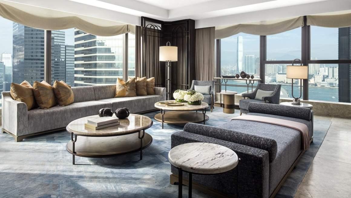 香港瑞吉酒店優惠