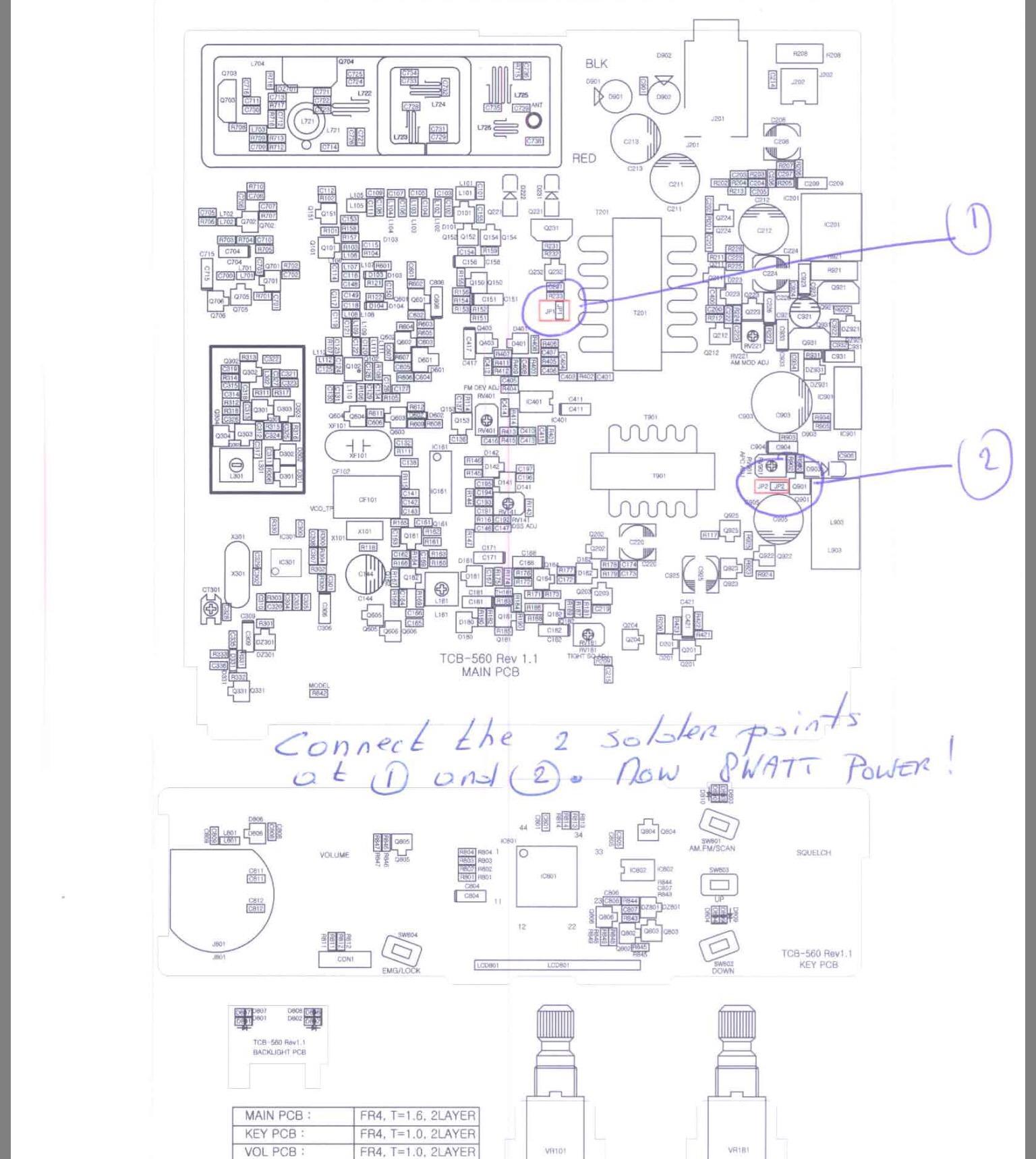 superstar 2800 schematic
