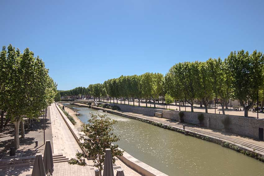 Narbonne agence site web