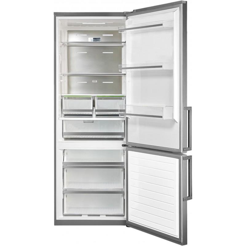 Midea HD-572RWEN (IX) Refrigerator Α++   SimosViolaris