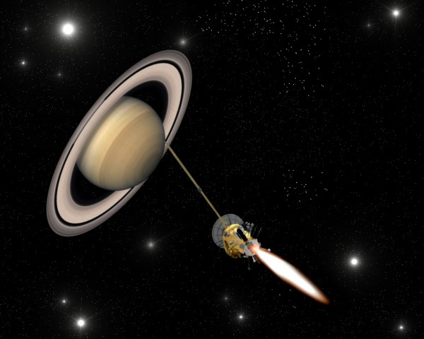 Cassini Pale Blue Dot Friday 19th July And Simotron