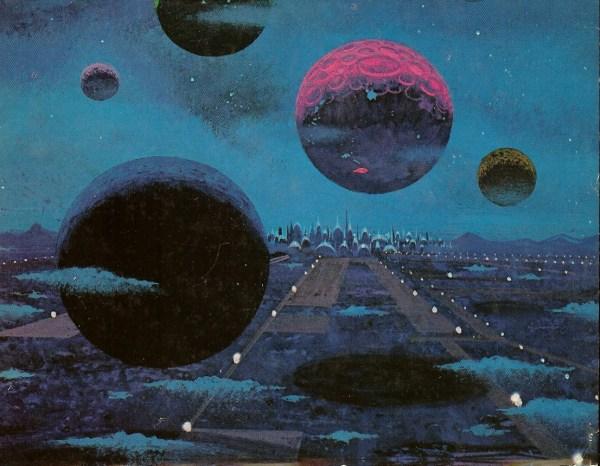 Theodore Sturgeon Alive And Cover Art Paul