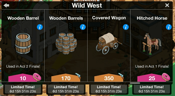 Wild West crafting