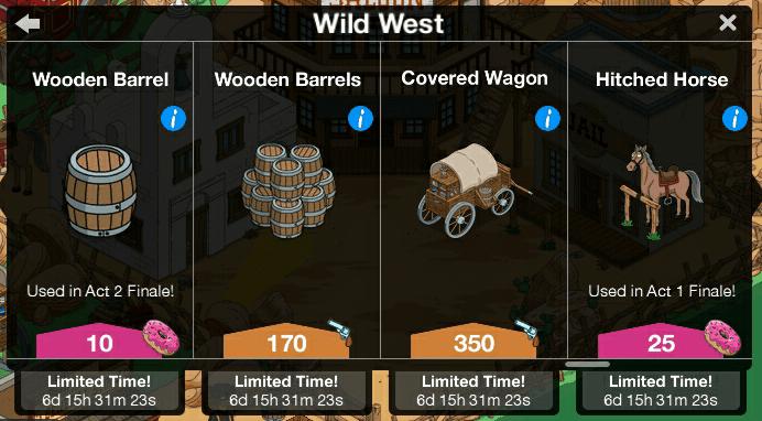 Wild West crafting