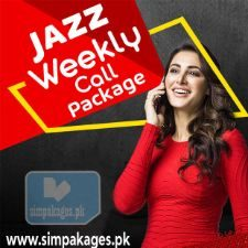 Jazz weekly call packages