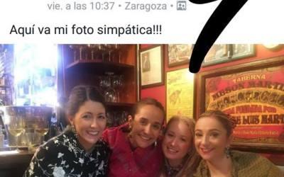 II concurso de fotografía #jotaconsimpatía Pilar18