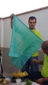 Jorge Bailon, 1º Premio