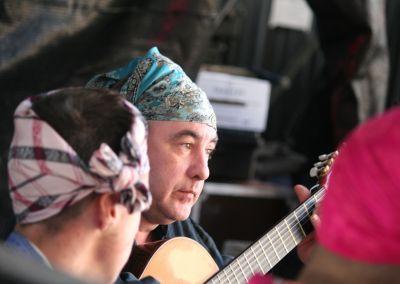 Quique Calahorra Tarragual, Director y profesor de canto y rondalla