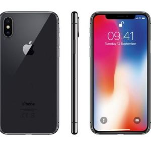 מכשיר iPhone X 256GB שחור
