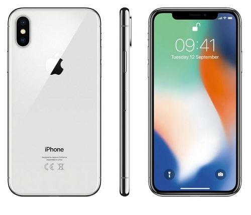 מכשיר iPhone X 256GB לבן