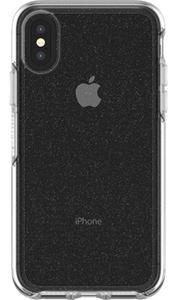 OtterBox Case iPhone X שקוף נצנצים