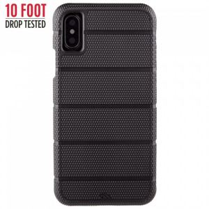 Case Mate, Tough, iPhone X שחור