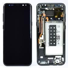 החלפת מסך Galaxy S8 Plus G955F שחור
