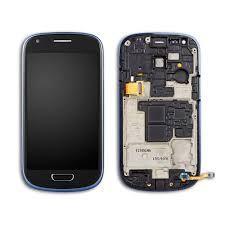 החלפת מסך Galaxy S3 I9305 כחול
