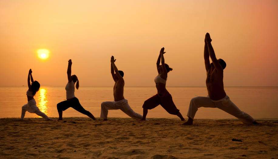 Yoga has Positive Effects on Reducing Stress and Inflammation