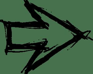 arrow drawn transparent arrows simple vol okt kommentarer af onlygfx