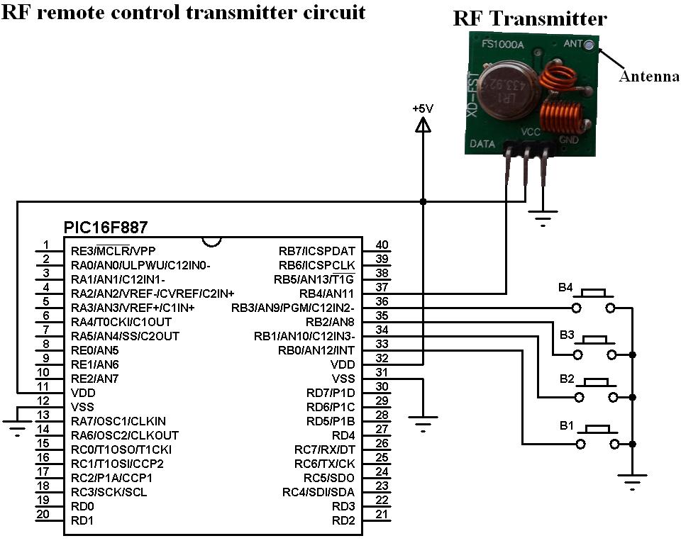Simple Microphone Wiring Diagrams Microphone Filter Wiring