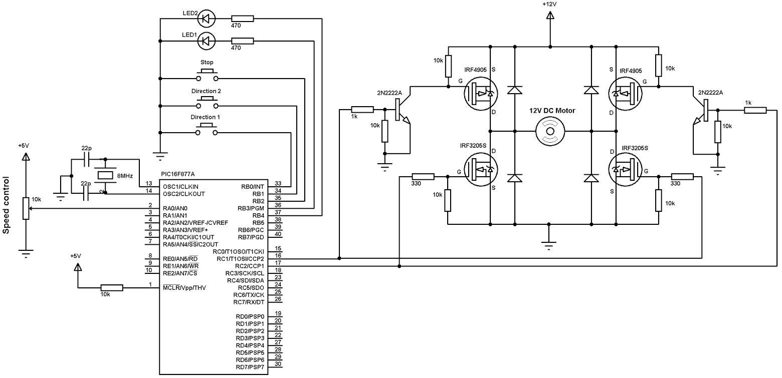 hight resolution of h bridge circuit diagram mosfet
