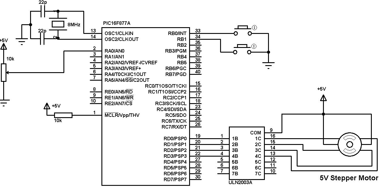 relay driver circuit arduino