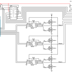 Diagram Motor Control Wiring Directv Swm Not Detected 775 Sensored Brushless Dc With Arduino Simple Projects Bldc Circuit
