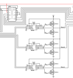 sensored brushless dc motor control with arduino simple projects 3 phase vfd circuit diagram 3 phase [ 2562 x 1550 Pixel ]