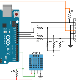 arduino sd card dht11 data logger temperature and humidity [ 1190 x 679 Pixel ]