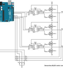 brushless dc motor wiring circuit motorcontrol controlcircuit mix brushless dc motor controller using arduino and ir2101 [ 2250 x 1575 Pixel ]
