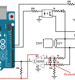 arduino controlled bridge rectifier with thyristors [ 1437 x 620 Pixel ]