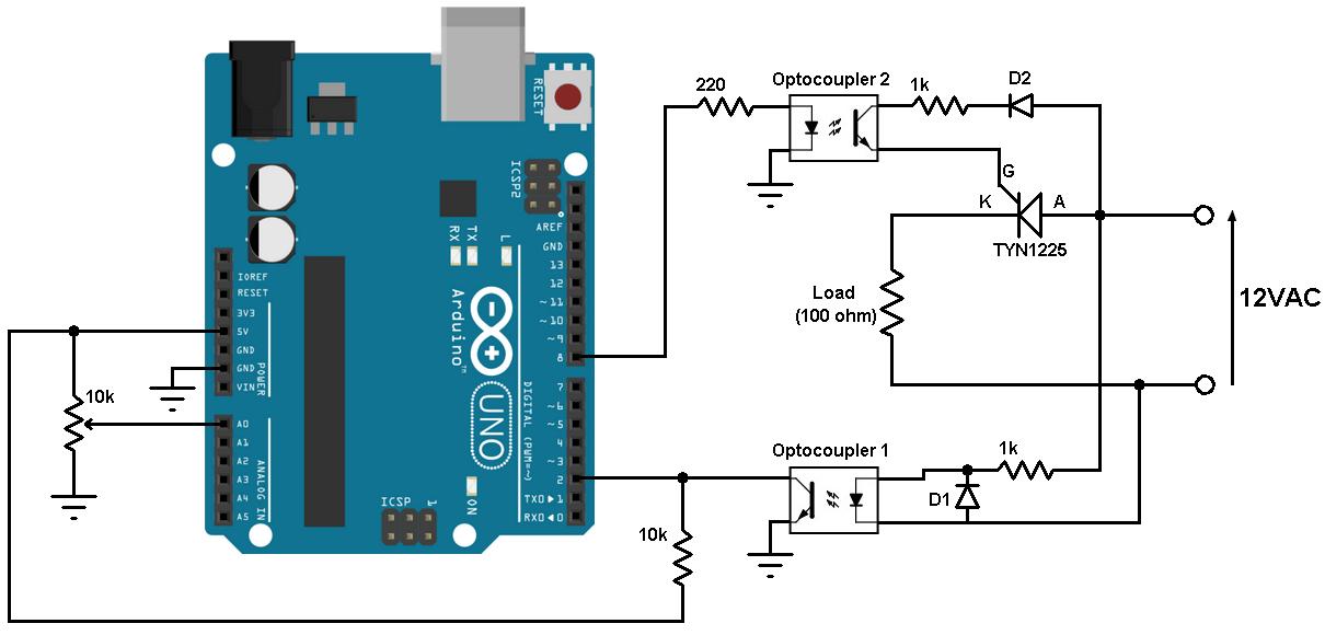 scr schematic