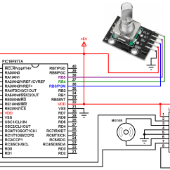 Encoder Wiring Diagram F250 Steering L9110s Rotary Motor Schematic Today Diagramdc