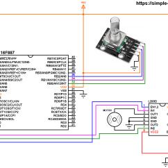 Heidenhain Encoder Rod 431 Wiring Diagram Sub Zero 650 Parts Optical Circuit Moreover Schematic Dc Motor Library