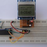 Interfacing Pic18f4550 Mcu With Nokia 5110 Lcd Simple Projects