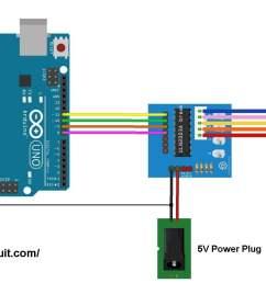 arduino stepper motor rotary encoder control [ 1760 x 923 Pixel ]