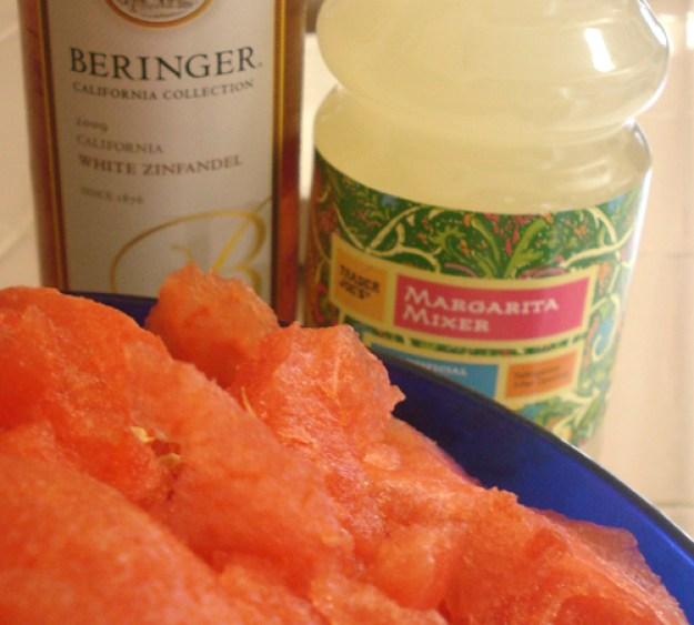 watermelon wine margarita ingredients