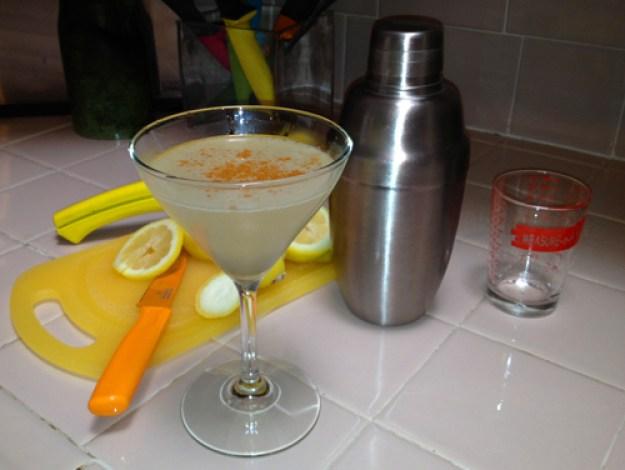 holland razor blade cocktail