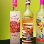 Vodka Flavors Gone Wild