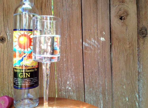 Don Quixote Spirit de Santa Fe Gin