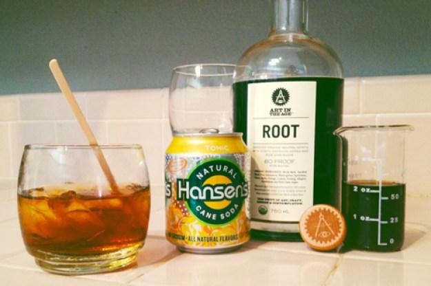 root liqueur
